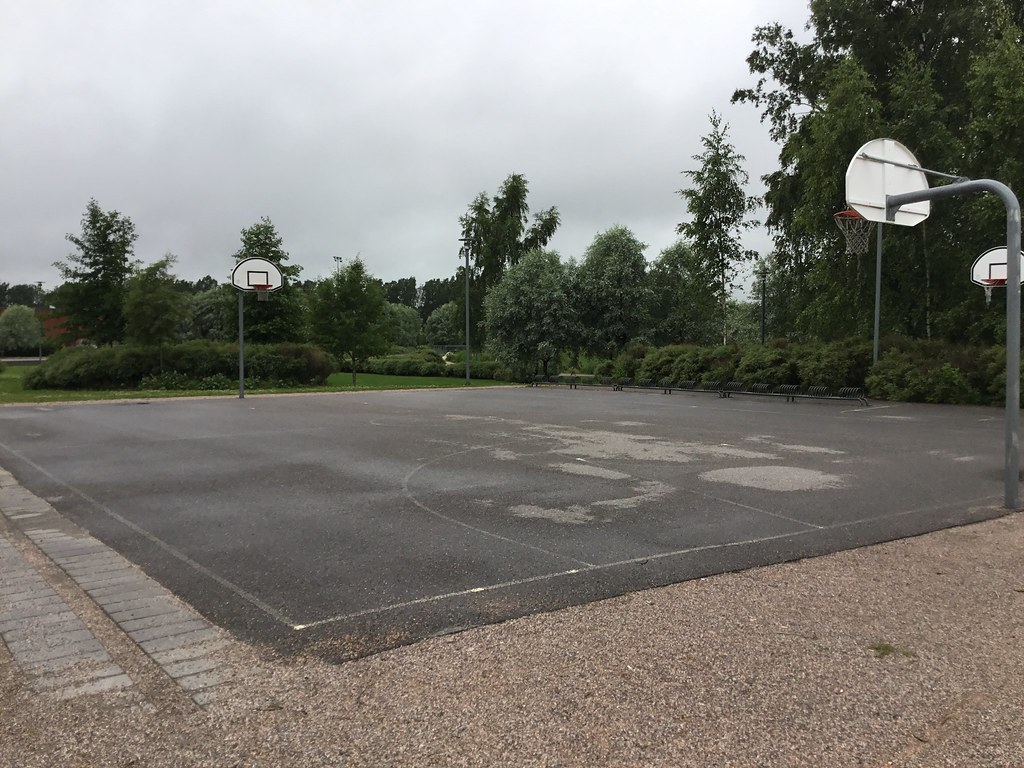 Kuva toimipisteestä: Espoon Kirkkojärven koulu / Koripallokenttä