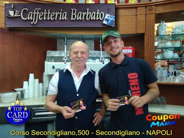 CAFFETTERIA BARBATO - Corso Secondigliano,500-Secondigliano-NAPOLI