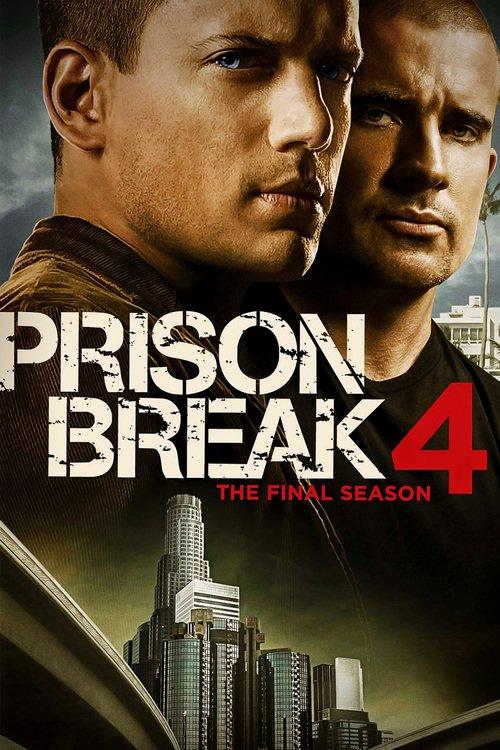 Prison Break - Season 4 - Poster 1