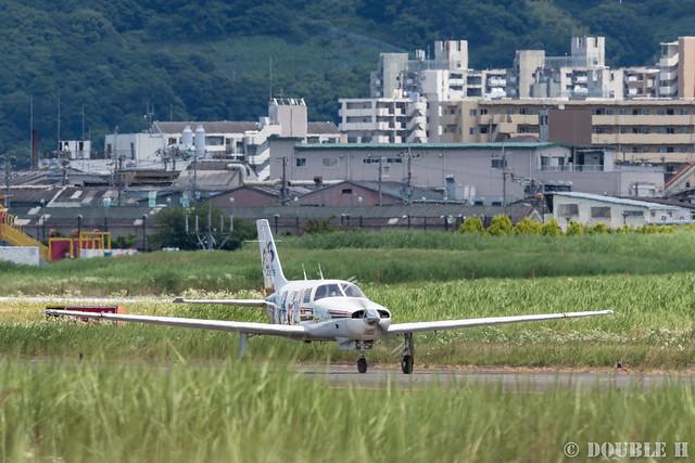 痛飛行機 - Anime wrapping airplane in RJOY 2017.6.4 (28)