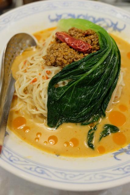 cold dandan noodle 冷やしタンタン麺