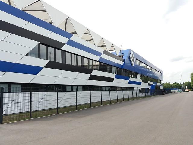 Eröffnung des HSV Campus im Juni 2017