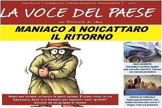 Noicattaro. Prima pagina n.22-2017 front