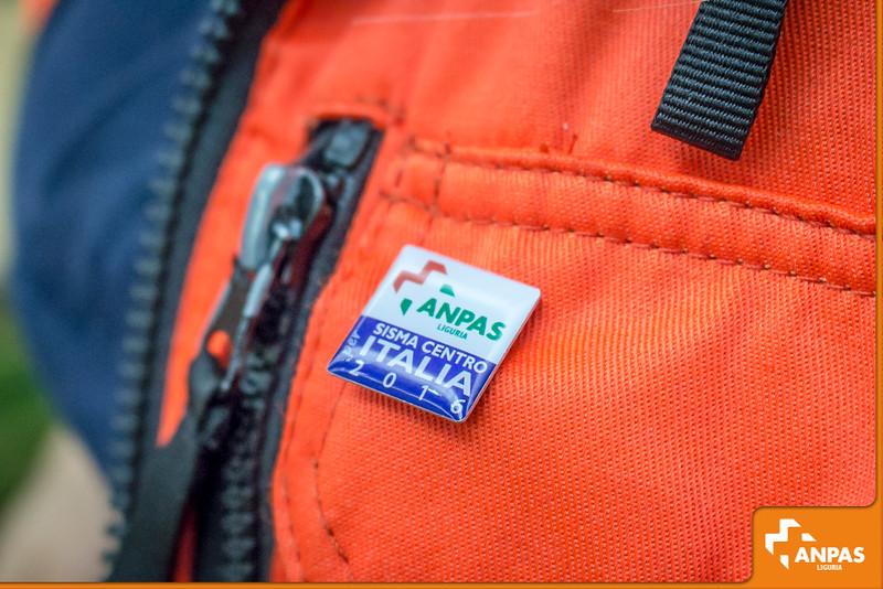 Anpas Day(s) 2017 - Premiazione volontari emergenza sima Centro Italia