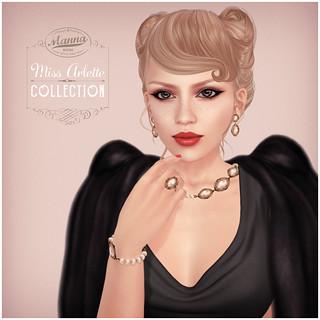 .:MANNA:. Miss Arlette Collection