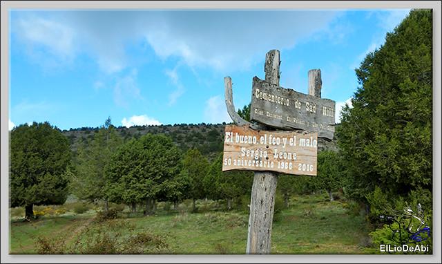 El Cementerio de Sad Hill está en Burgos (2)