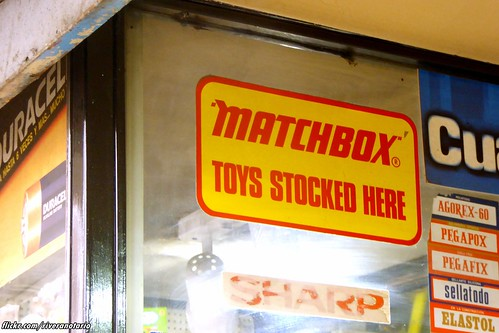 Matchbox Toys Stocked Here - Santiago, Chile