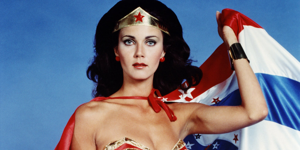 Lynda Carter Wonderwoman
