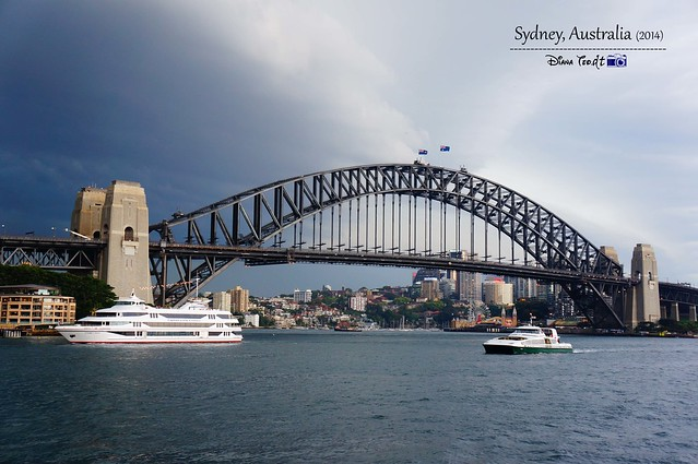 Day 1 - Sydney Harbour Bridge Day Time 03