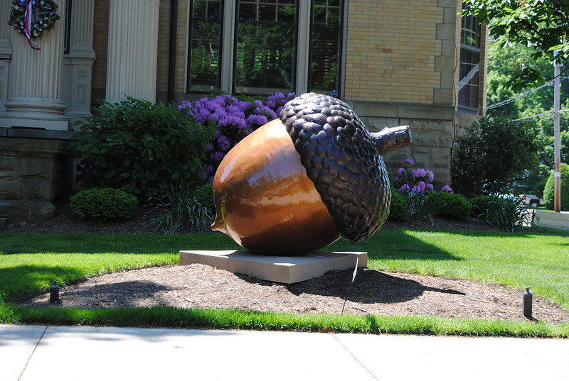 Acorn, Erie Community Foundation, Erie, Pennsylvania