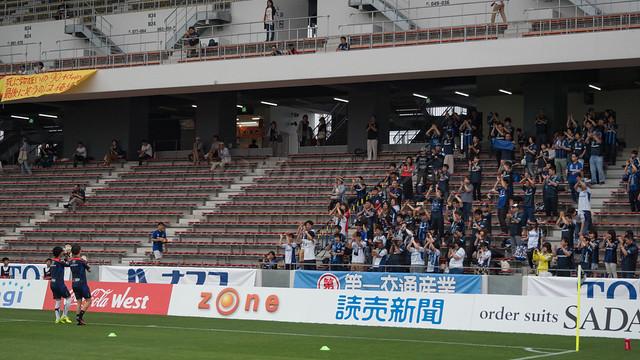 J3 - 2017.6.10 - Giravanz Kitakyushu vs GAMBA OSAKA U-23 (23)