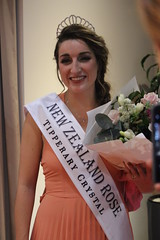 Niamh O'Sullivan, representing Taranaki