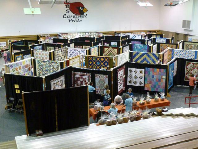 Landrum, NC Quilt Show 2017