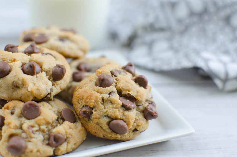 Paleo Chocolate Chip Coconut Cookies - the BEST paleo cookies! Even the non-paleo people in your life will love these!