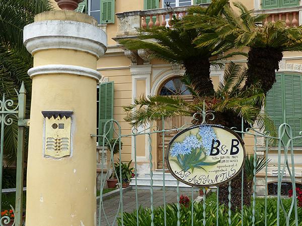 B&B à Dolceaqua