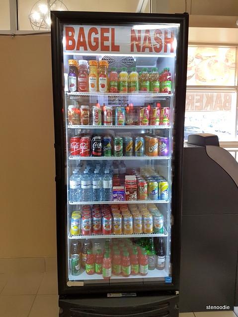 Bagel Nash cold drinks