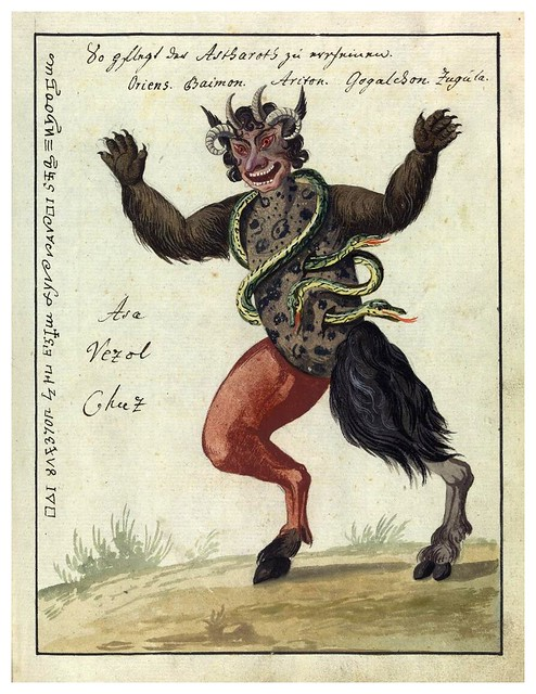 004- Representacion demoniaca-Compendium rarissimum…1775- Wellcome Library