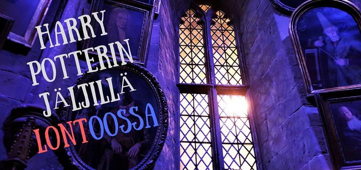 Harry Potterin jäljillä Lontoossa