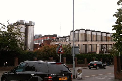 Burton silos