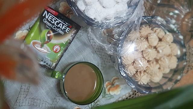 kopi hijau nescafe
