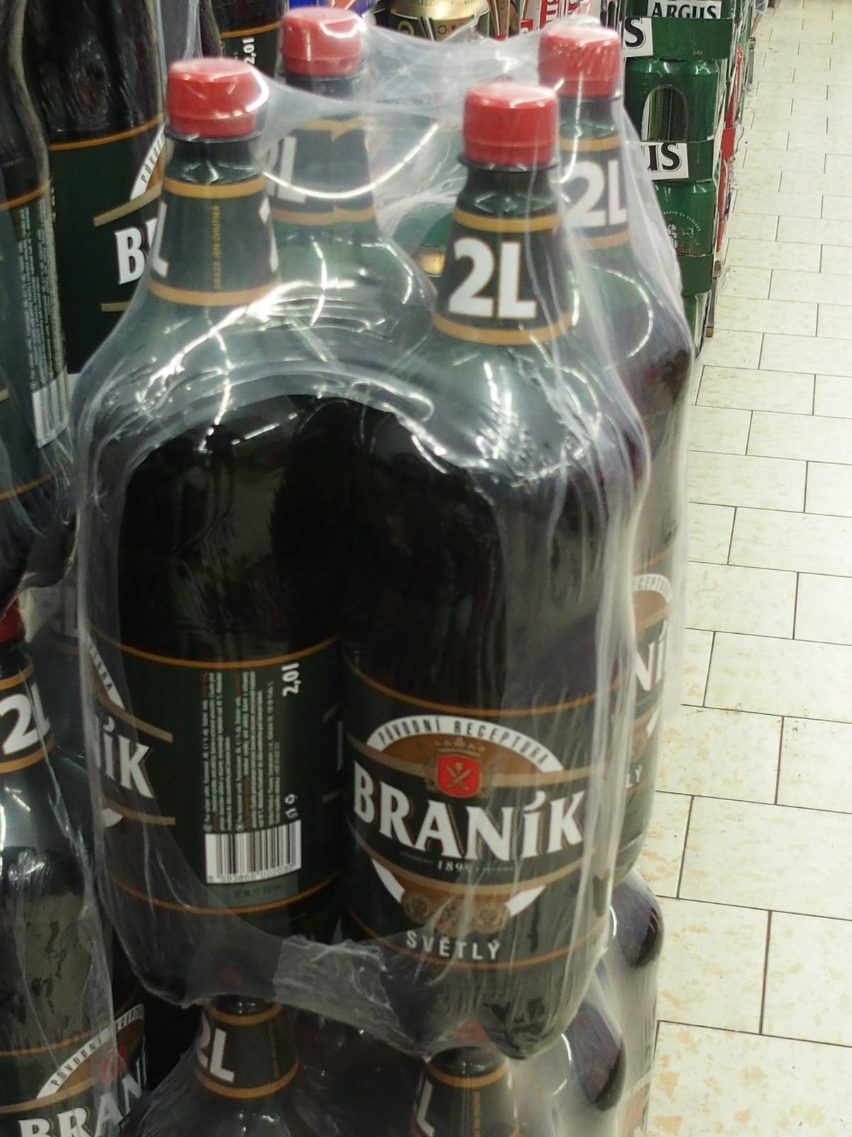 Öl för en karl 2l