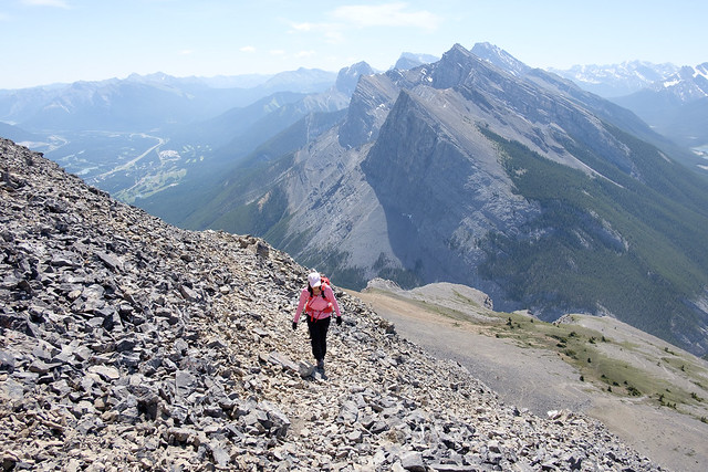Scrambles - East End Of Rundle - June 2017-11