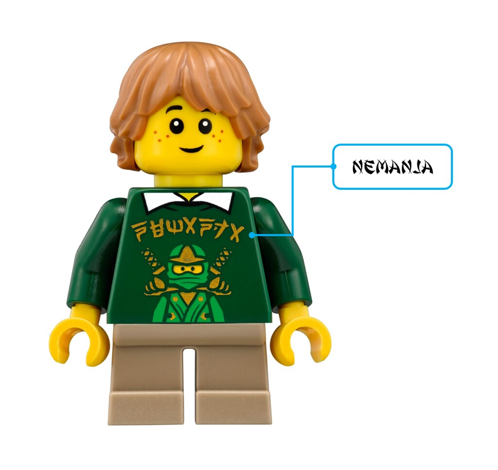 The Language of NINJAGO | Brickset: LEGO set guide and database