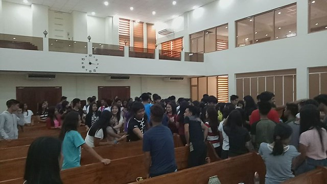 Philippines Youth Camp