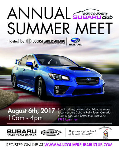 Summer Meet 2017 poster Final | by ricewagon