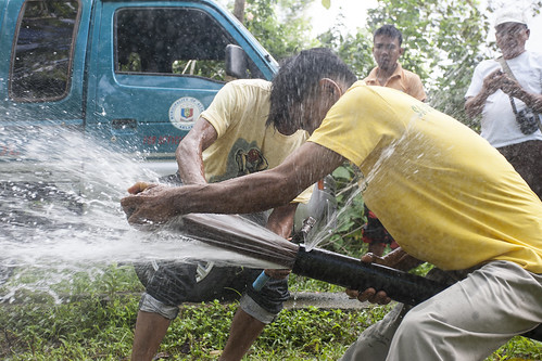 Improving water access, agricultural production and nutrition in Altavas, Aklan