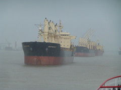 Ships on Mississippi