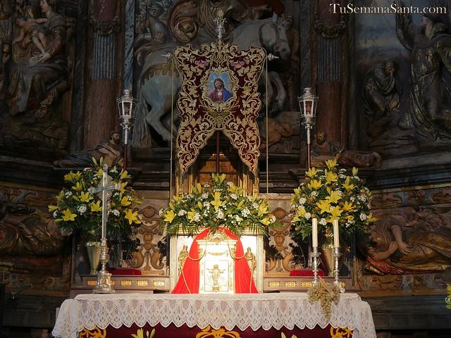 Triduo al Señor de la Eucaristía