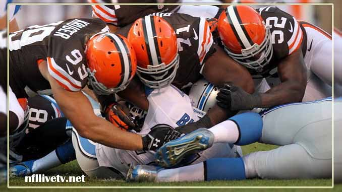 Image result for Browns vs Lions Live pic logo