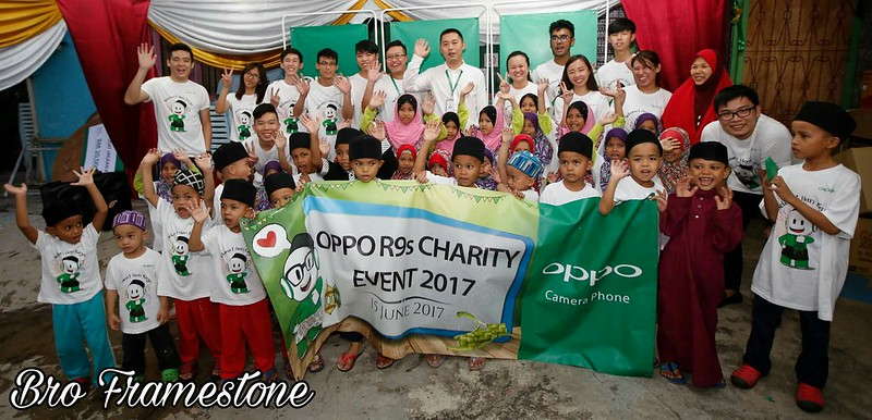 OPPO R9s Charity Event 2017