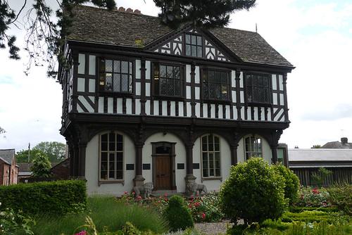 The Grange, Leominster