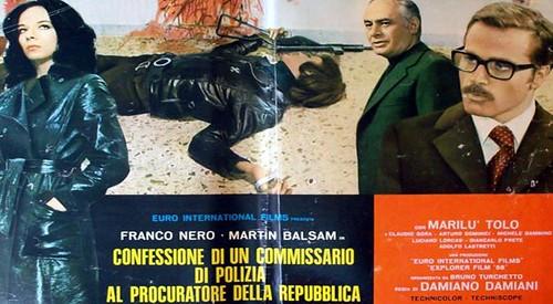 Confessione di un Commissario di Polizia al Procuratore della Repubblica - Poster 8