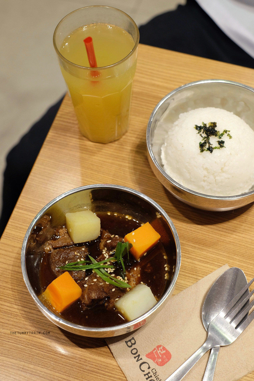 34605568344 0bb2af851f h - Looking to #BeefUp your meals? Try BonChon's Korean Beef Stew