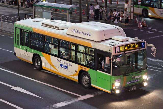 2017/06/04 東京都交通局 M125