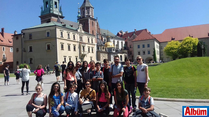 Öhep Ortaokulu Polonya'da3