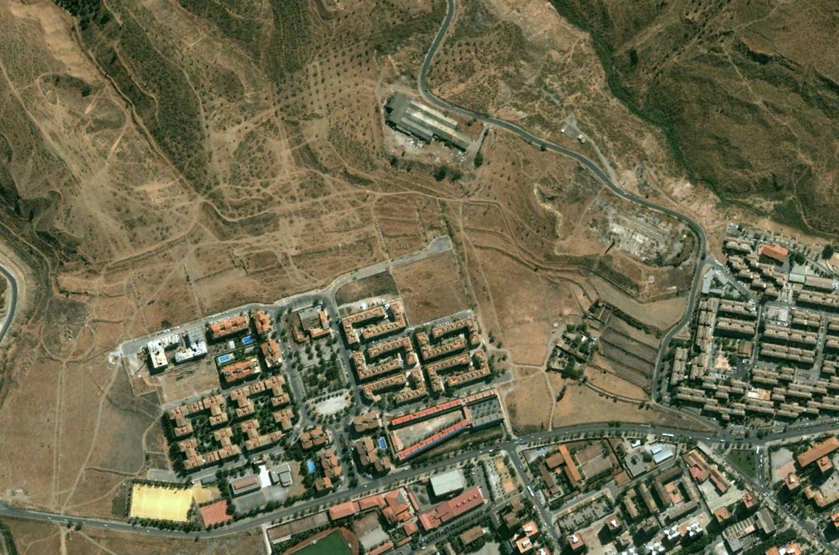 nueva granada, granada, nueva uy sí, antes, urbanismo, planeamiento, urbano, desastre, urbanístico, construcción