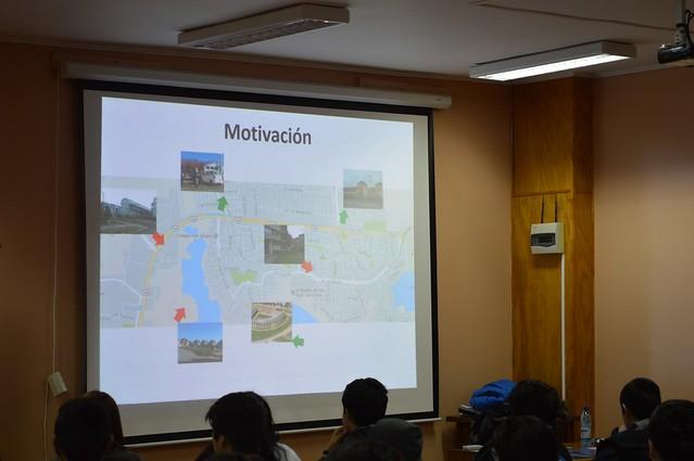 Comunidad InGenio dictó charla a estudiantes de 3° y 4° medio