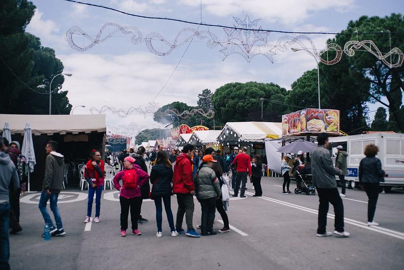 pradera de San Isidro)