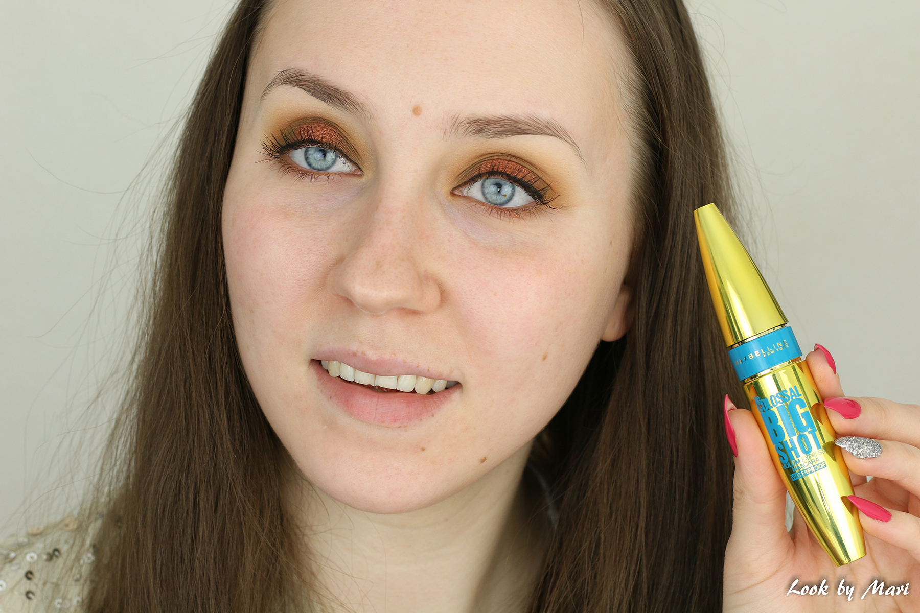 4 maybelline the colossal big shot mascara waterproof kokemuksia review