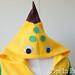 Weepinbell Costume hood detail