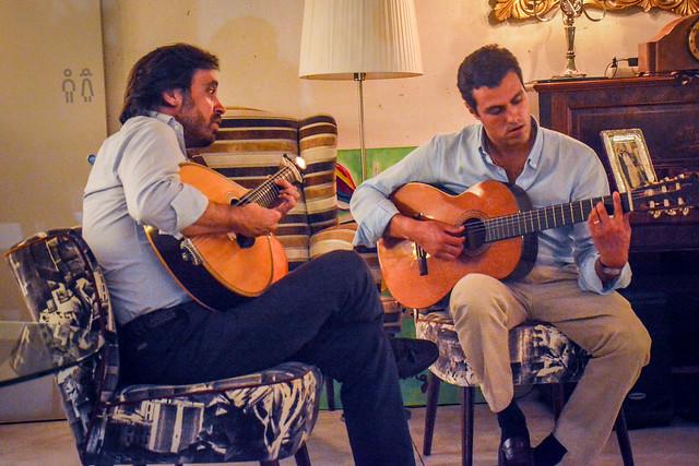 Fado Music at Carmo's Boutique Hotel Ponte de Lima