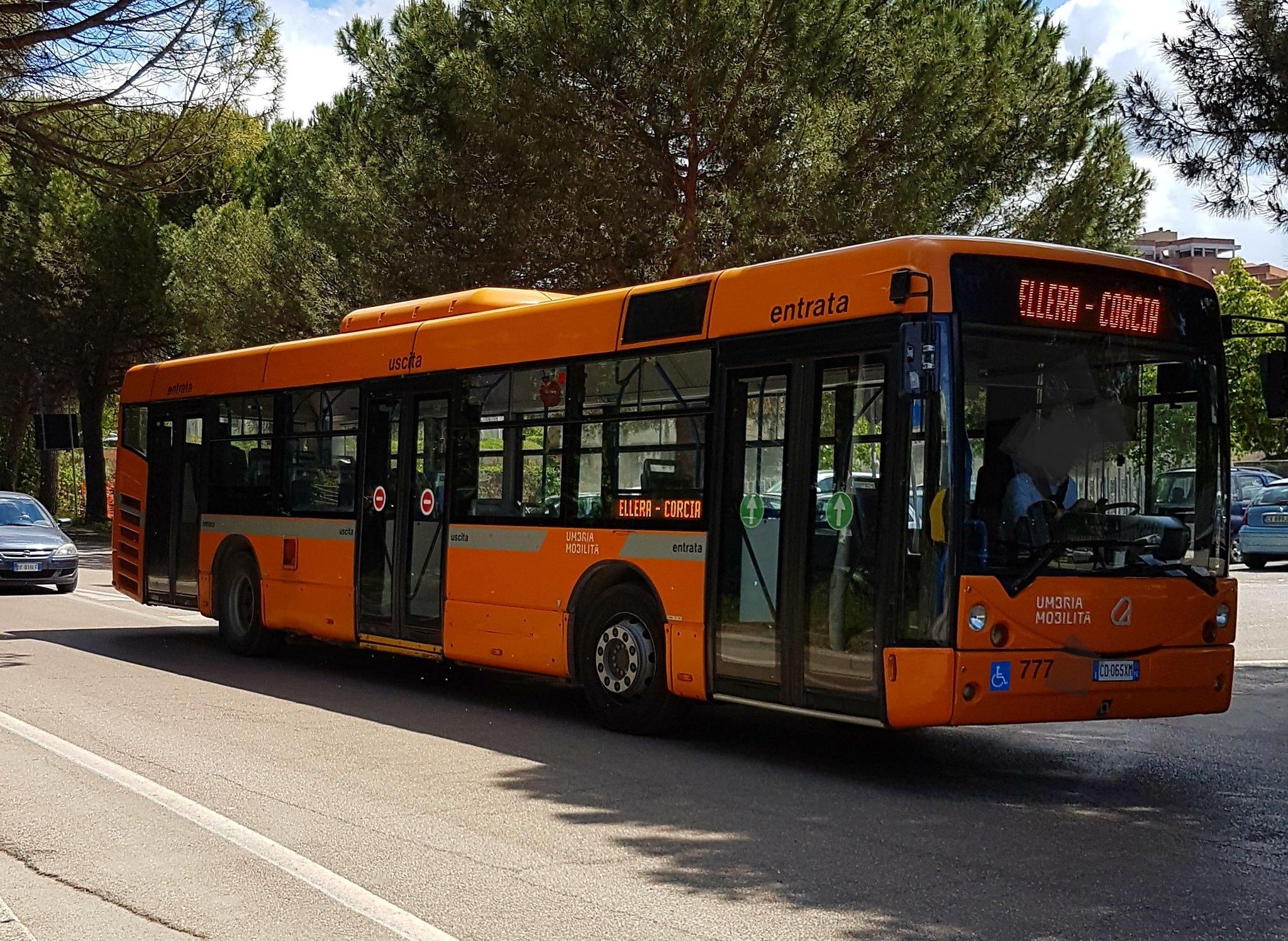 Busitalia umbria ex umbria mobilit pagina 46 for Umbria mobilita