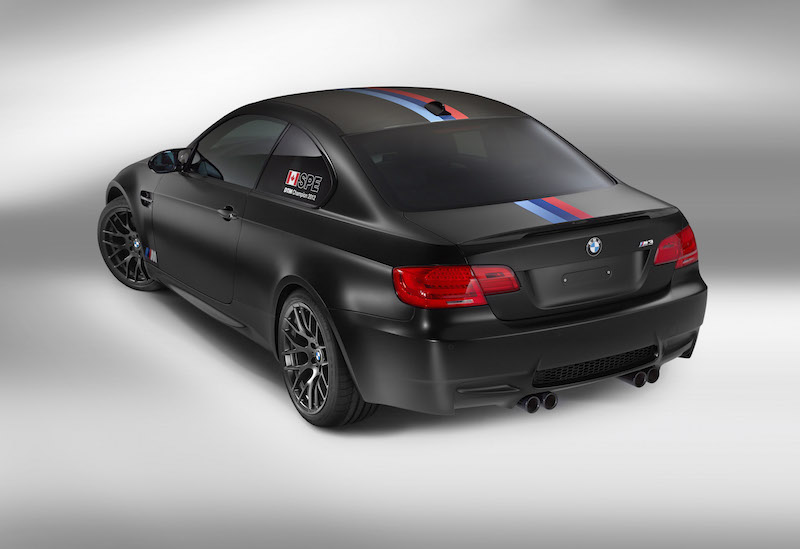 2012 BMW M3 DTM Champion Edition