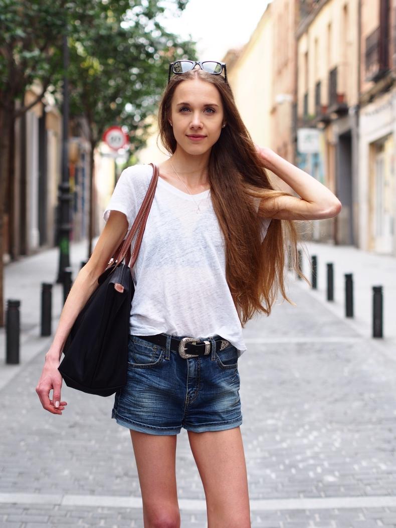 How to accessorise fashion basics