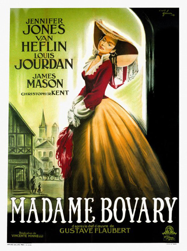 Madame Bovary - 1949 - Poster 2