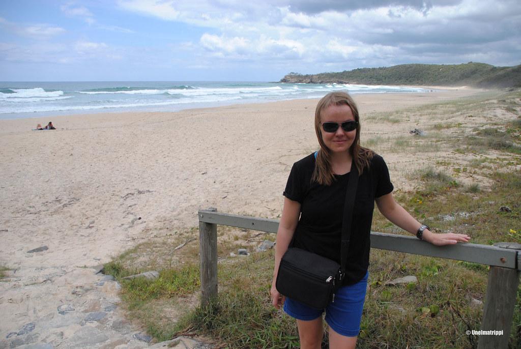 Jenni Noosan kansallispuistossa, Australiassa